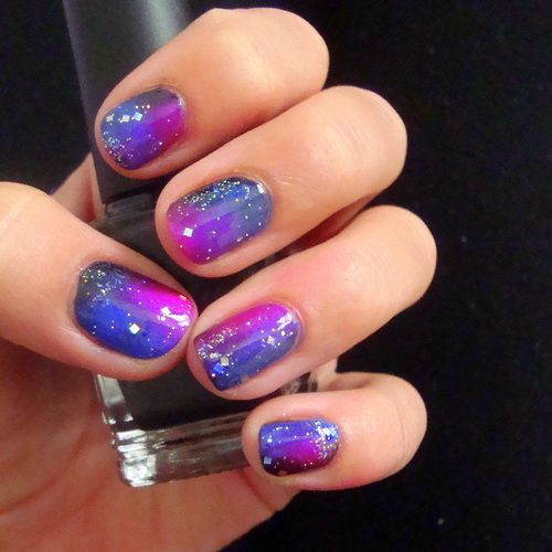 Nail Polish Designs: 33 Best Cool Nails Images On Pinterest