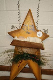 54 best images about nativity ornaments on pinterest for Christmas star craft ideas