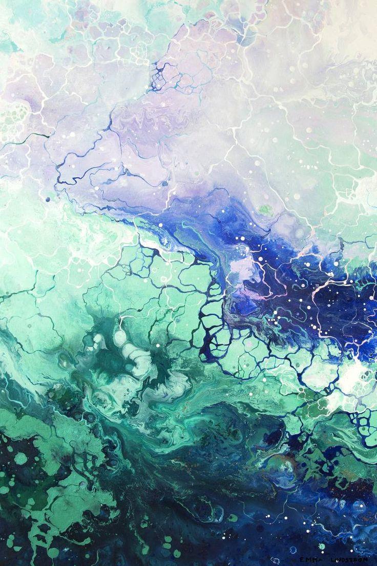 "Saatchi Art Artist Emma Lindström; Painting, ""4"" #art"