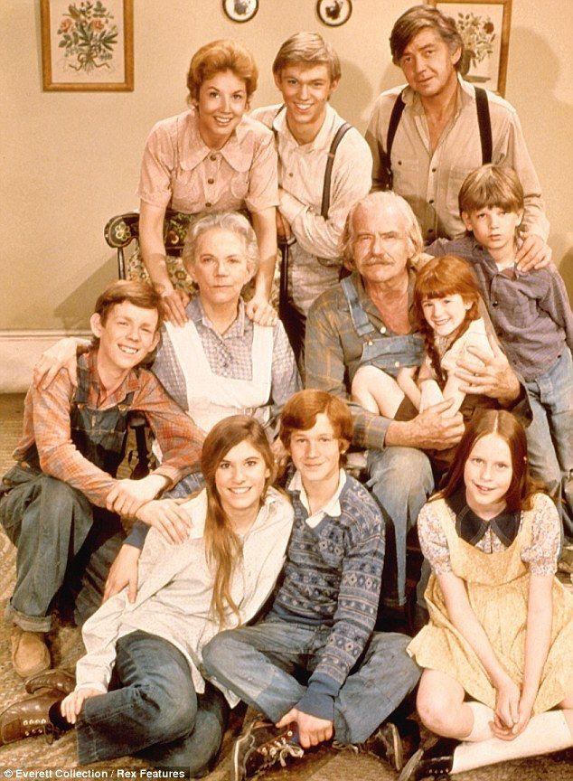The Waltons............;]