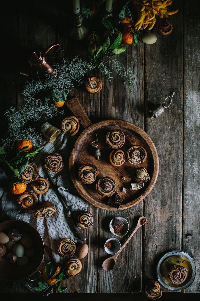 Citrus + Chocolate Brioche by Eva Kosmas Flores | Adventures in Cooking