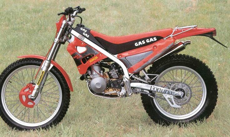 gas gas pampera 320 fotos de motos