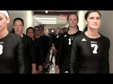 Alma College Volleyball Video Intro.