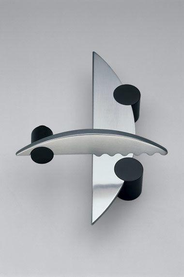 #Hans_Ullrich_Bitsch, #postmodern. Architektur zum Anfassen von 1987. Entworfen für FSB Franz Schneider Brakel im Rahmen des ersten Klinken-Workshop in Brakel.
