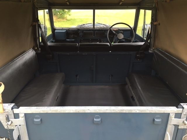 Land Rover® Lightweight *Ex RAF* - John Brown 4x4