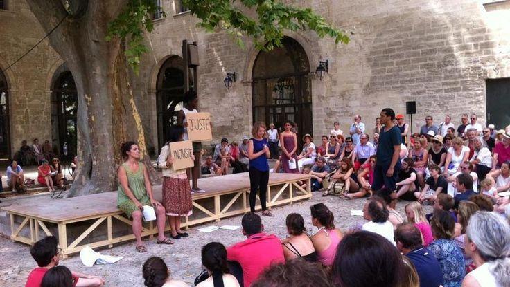 «La République de Platon» à la conquête du Festival d'Avignon