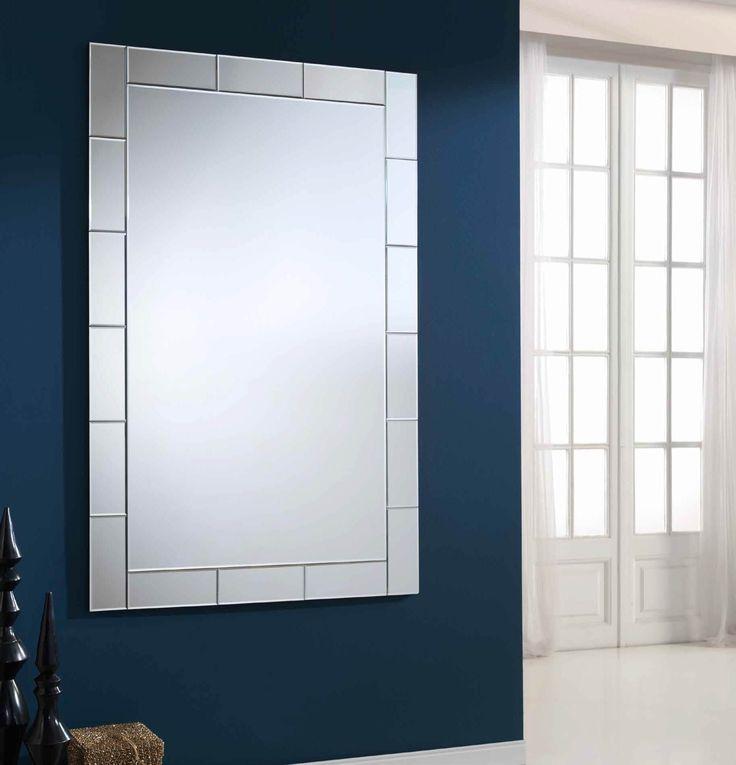 43 best images about espejos decorativos on pinterest for Espejo horizontal salon