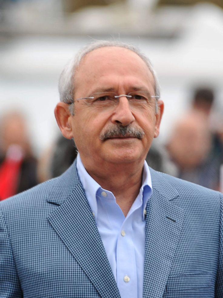 CHP Lideri Kılıçdaroğlu