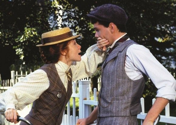 Valentine Countdown: Courtship Rules, 1900 vs Now Anne of Green Gables