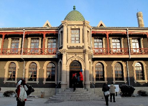 Palace of Puppet Emperor, Changchun