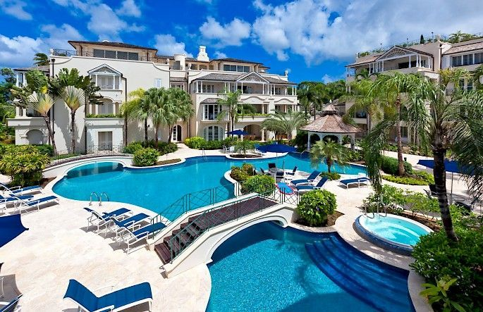 Schooner Bay, Barbados: combining the privacy of your own beachfront condo with the facilities of a resort!