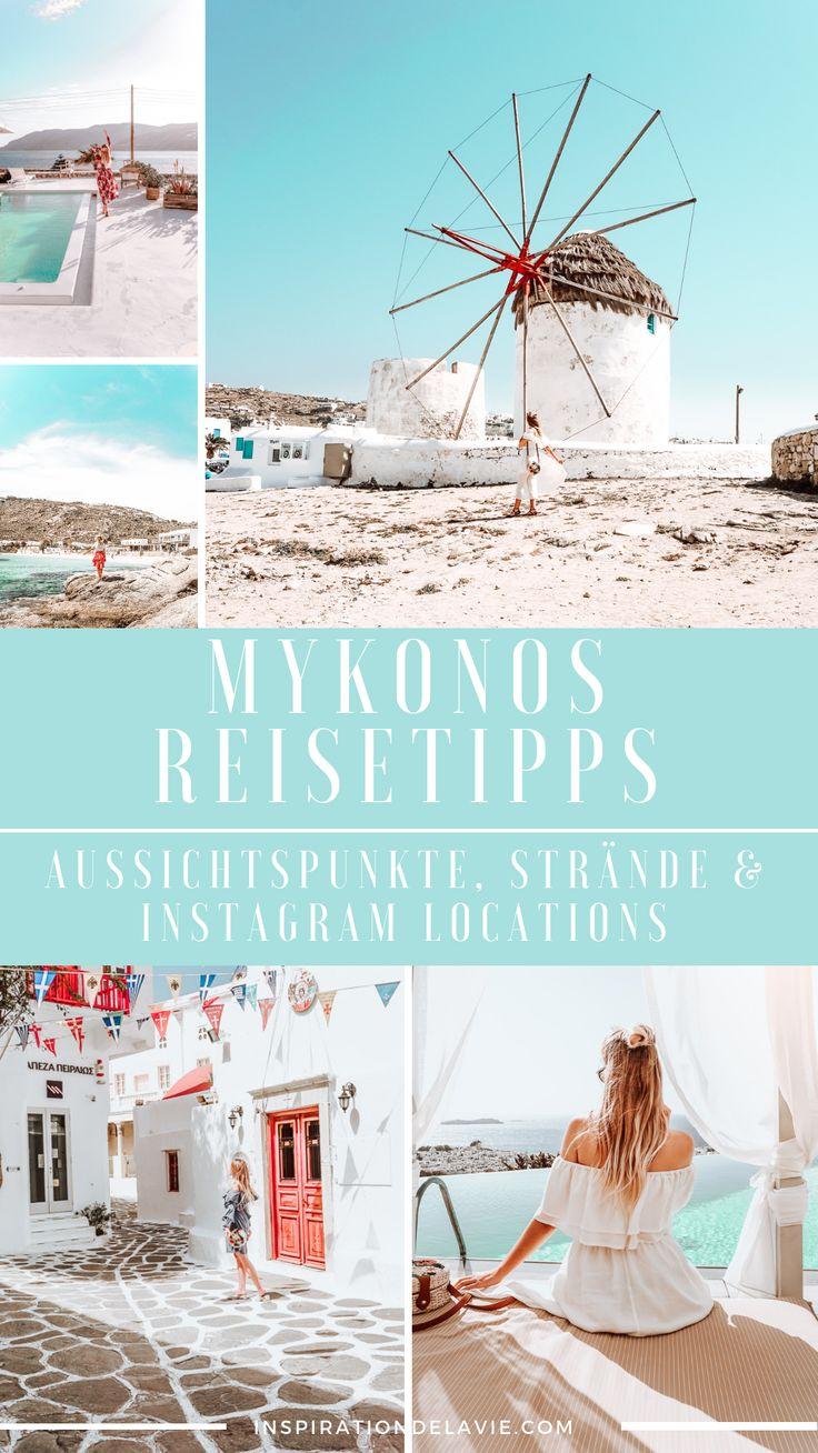 Mykonos Reiseführer – Reisetipps, Strände & Instagram Spots