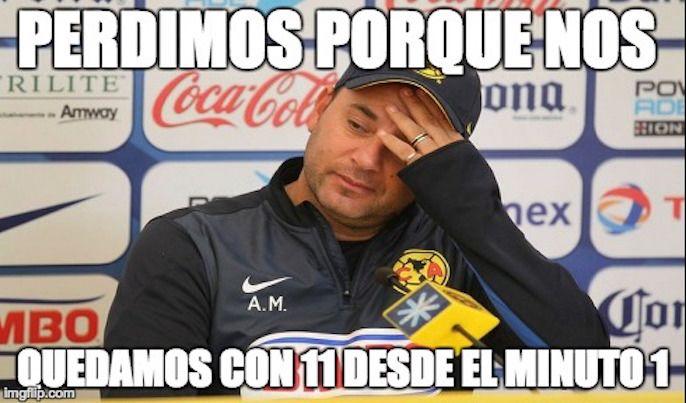 América admite que les hizo falta Chiquimarco contra Pumas