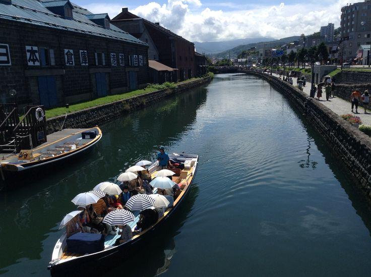 Otaru, Hokkaido - summer 2014