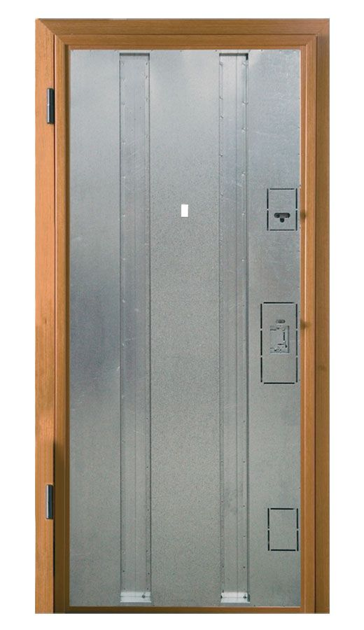 Body Armor of SABA doors