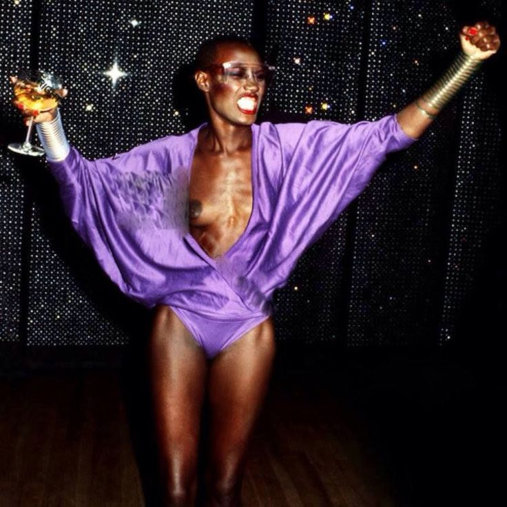 What a bamf | Miss Grace Jones