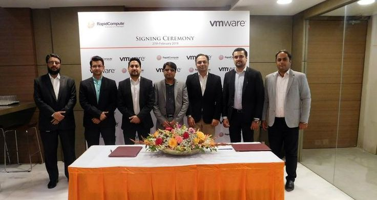 RapidCompute and VMware Join Hands to Bring Hybrid Cloud Setup for Enterprise Customers
