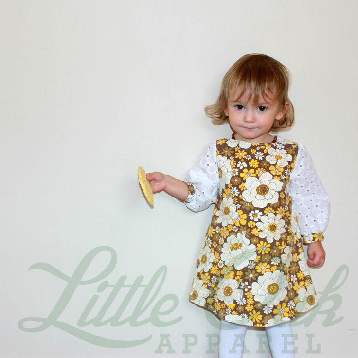 Daisy Dress Little Oak Apparel