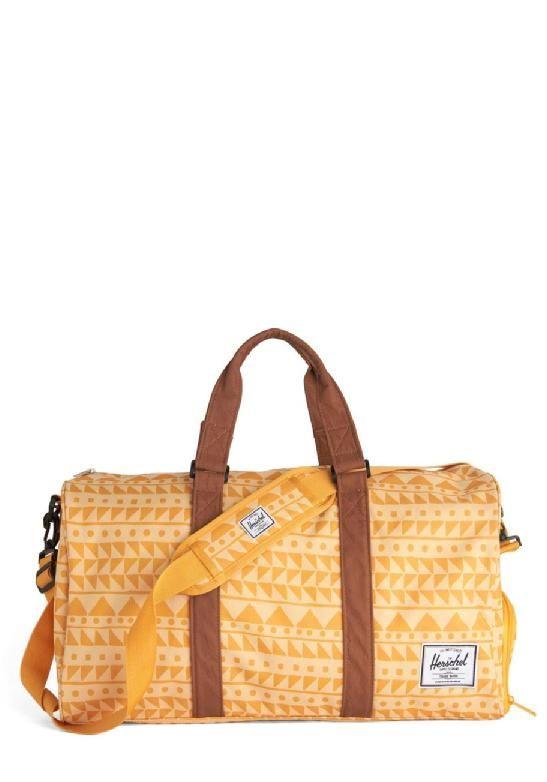Herschel Geometry Genius Weekender Bag #poachit