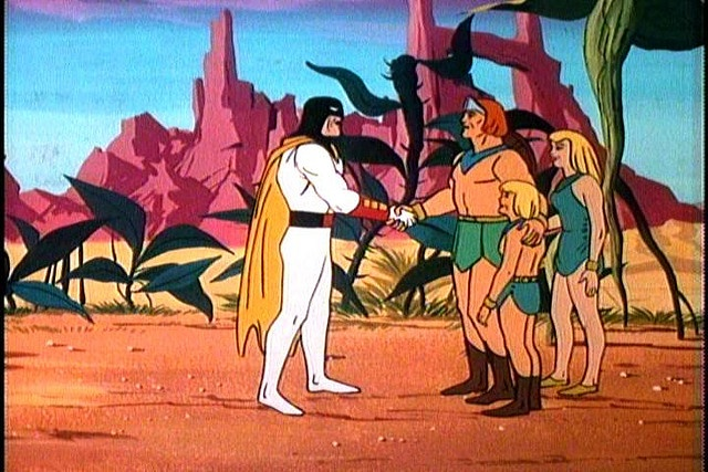 Space Ghost and the Herculoids