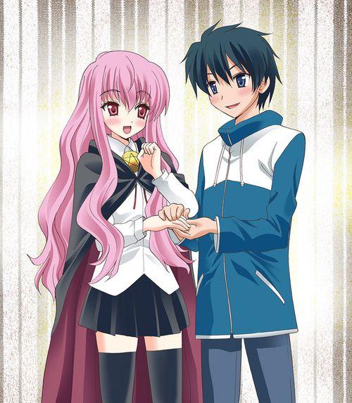 zero no tsukaima cerca con google anime zero no