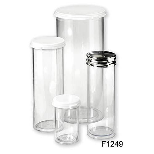 Plastic Vials - Polystyrene