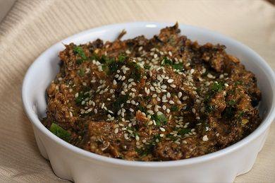Cuketový hummus /Zucchini hummus/ Zdravé, nízkosacharidové, bezlepkové recepty. (Healthy, low carb, gluten free recipes.)
