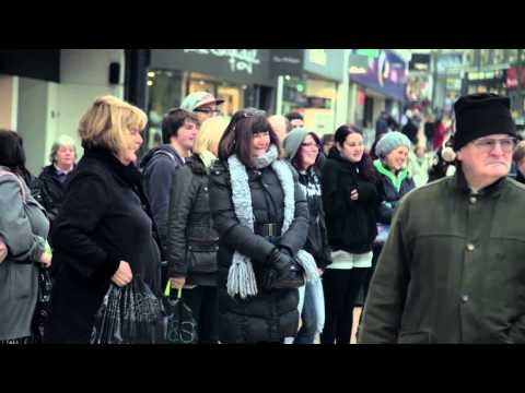 13 Best Flash Mobs Images On Pinterest Music Videos Urban Art And