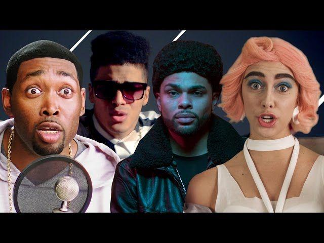 موفيز هوم Bruno Mars Ed Sheeran Adele PARODY MASHUP! The Key of Awesome | #music | موفيز هوم