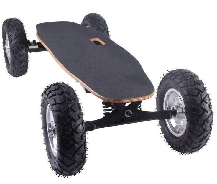 off road boosted skateboard deck, cool electric all terrain skateboard for sale
