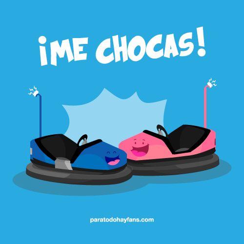 ¡Me chocas! - Happy drawings :)