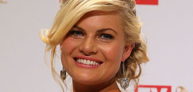 Bonnie Sveen's (Home & Away star) Hairstyle