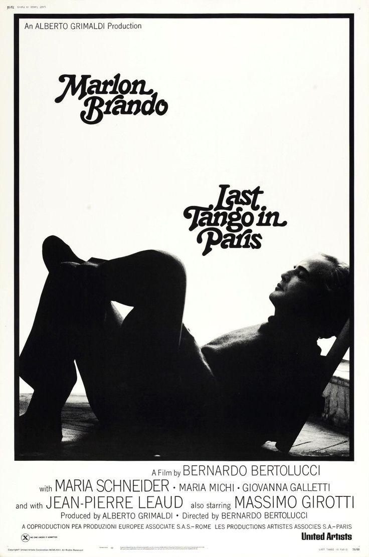 Last Tango in Paris (Bernardo Bertolucci, 1972)