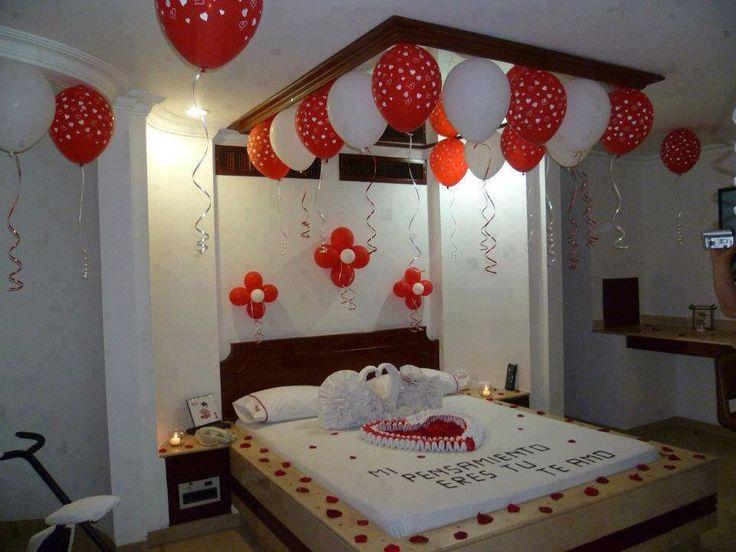 25+ einzigartige Habitaciones decoradas romanticas Ideen auf - schlafzimmer romantisch dekorieren