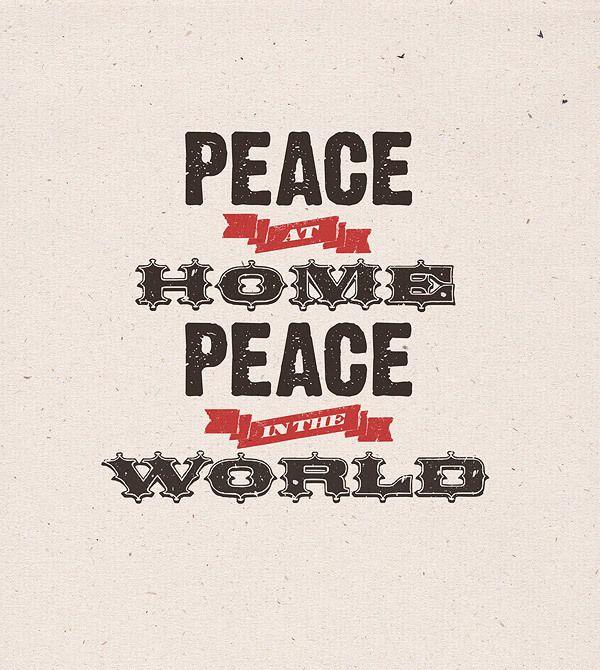 Typographic Ataturk Quotes by Ozan Karakoç, via Behance #typography