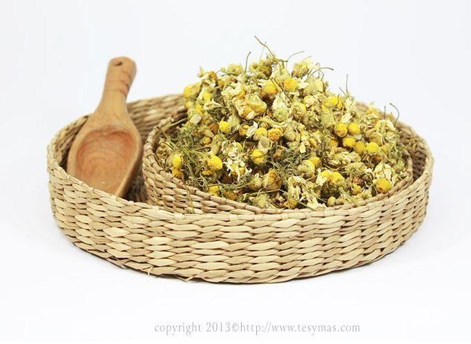Manzanilla, infusión de hierbas