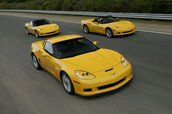 2006 Corvette C6