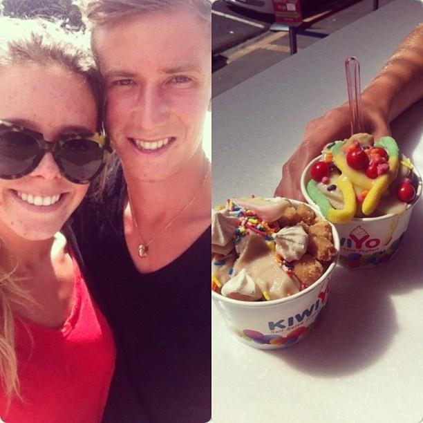 Instagram photo by @nikkihobbs (nikkihobbs) | KiwiYo Self Serve Frozen Yoghurt www.fb.com/kiwiyonz  | www.kiwiyo.co.nz #kiwiyo #froyo
