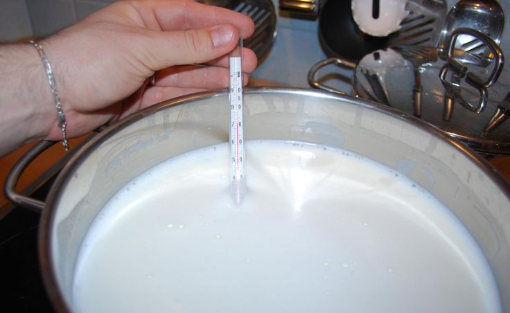 návody na výrobu mliečnych produktov