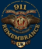 911 Remembrance UK logo