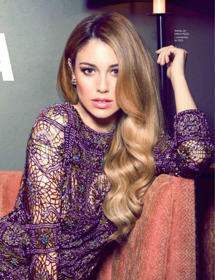 Blanca Suarez for Cosmopolitan Spain April 2015 emilio pucci
