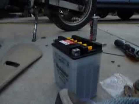 A new article about Batteries has been added at http://motorcycles.classiccruiser.com/batteries/important-trick-to-installing-a-motorcycle-battery/