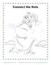 17 Best images about Connect the Dots Bible Coloring Pages