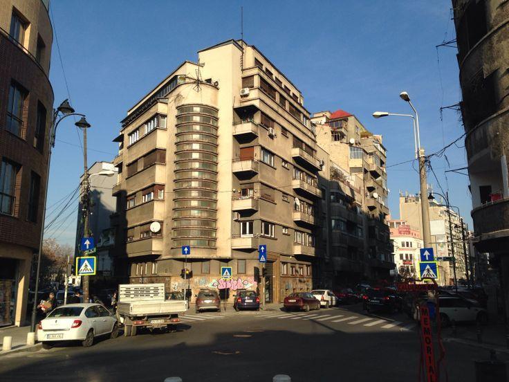 Str Rosetti #Bucharest
