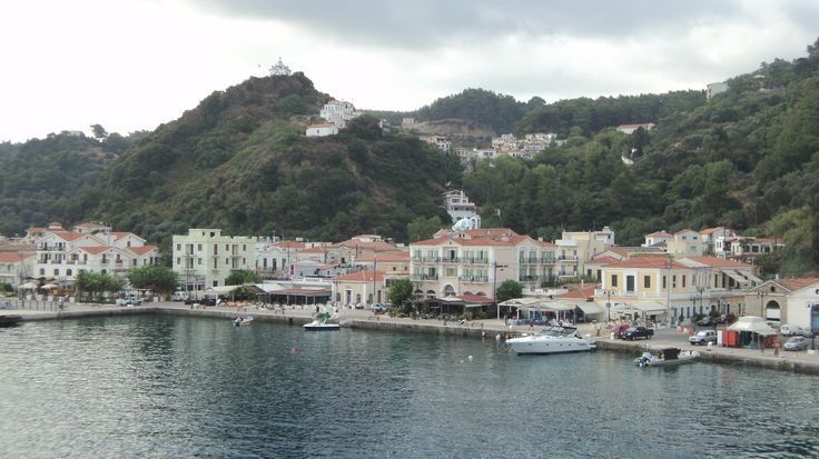 Karlovasi, Samos island, Greece!