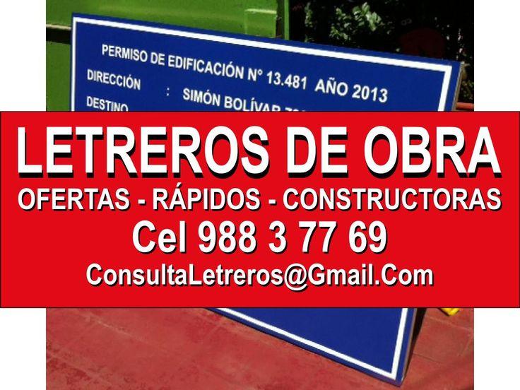 PERMISO DE EDIFICACION  Celular 98837769 RAPIDOS, BARATOS