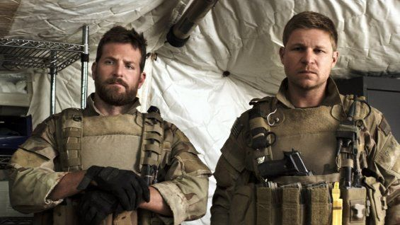 """""""Clint shot bad guys in movies and I shot bad guys in real life, so let's go ahead and make a realistic move,"""" says former Navy SEAL Kevin Lacz about his first acting gig."""