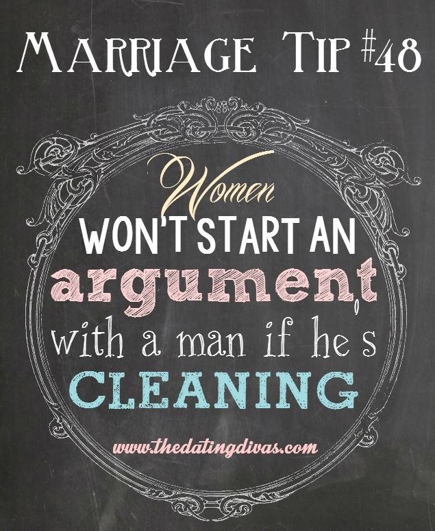 LOL THIS IS TRUE FOR ME!!! JAKE LIVES MY THIS RULE :)   Marriage tip