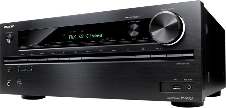 #Onkyo annonce le TX‑NR727, un nouvel #amplificateur audio-vidéo 7.2 THX Select2 Plus !
