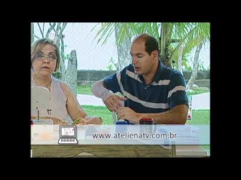 Patchwork Ana Cosentino: Bolsa de Praia ( ESPECIAL DE VERÃO ATELIÊ NA TV) - YouTube